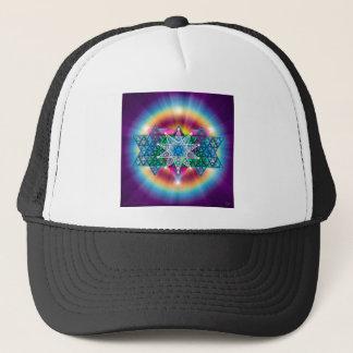 Sacred Geometry 13 Trucker Hat