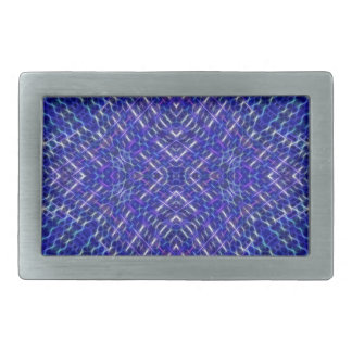 Sacred Geometry and patterns Rectangular Belt Buckles