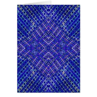 Sacred Geometry and patterns Card