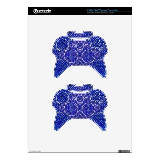 Sacred Geometry and patterns Xbox 360 Controller Decal