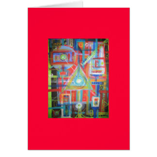 Sacred Geometry Card