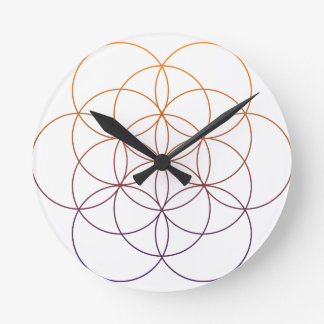 Sacred Geometry Clock