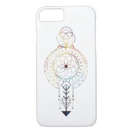 Sacred Geometry Designed iPhone 7 Case