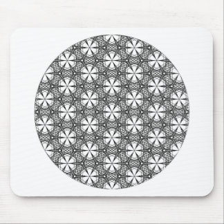 Sacred Geometry ~ Flower of Life Mouse Pad