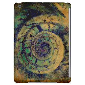 Sacred geometry golden ratio shell Ipad air case