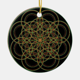 Sacred Geometry -Hand Drawn Ornament