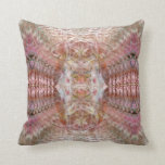 Sacred Geometry Hummingbird Pillow by Deprise