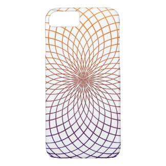 Sacred Geometry iPhone 8/7 Case