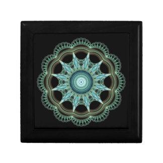 Sacred Geometry Jewelry Box