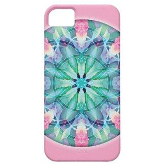 Sacred Geometry Mandala 11 iPhone 5 Case