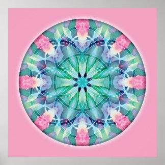 Sacred Geometry Mandala 11 Poster