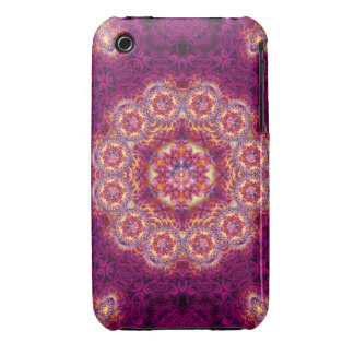 Sacred Geometry mandala iPhone 3 Case-Mate Cases