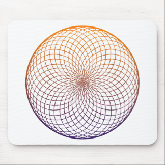 Sacred Geometry Mouse Pad