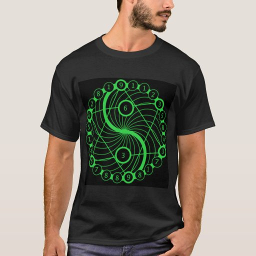 Sacred Geometry - Source Code T-Shirt