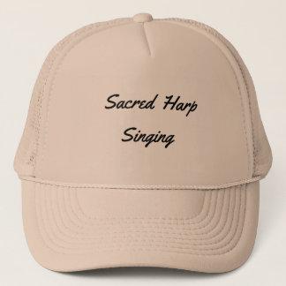Sacred Harp Singing Trucker Hat