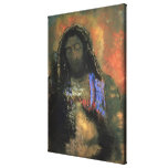 Sacred Heart, 1910 Gallery Wrapped Canvas