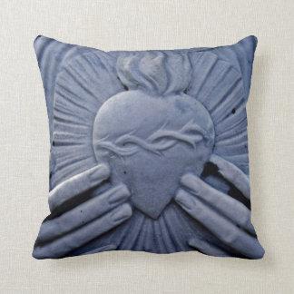 Sacred Heart American MoJo Pillow