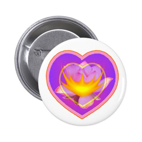 Sacred Heart Buttons