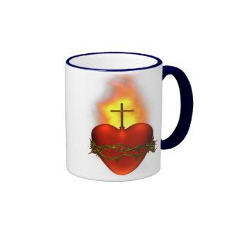 Sacred Heart Coffee Mug