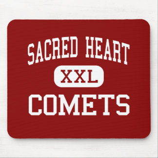 Sacred Heart - Comets - High - Los Angeles Mouse Pad