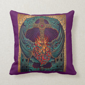 Sacred Heart (Corazon Sagrado) Pillow
