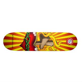 Sacred Heart Deck Skate Board Deck