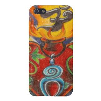 Sacred Heart design by Dana Tyrrell iPhone 5 Cases