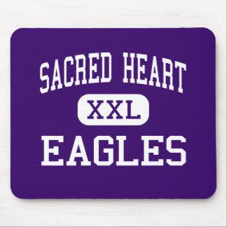 Sacred Heart - Eagles - High - East Grand Forks Mouse Pad