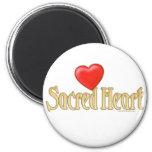 Sacred Heart Fridge Magnet