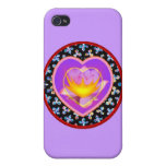 Sacred Heart Iphone Case iPhone 4/4S Cover