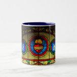 Sacred Heart (J&M) Stained Glass Mug