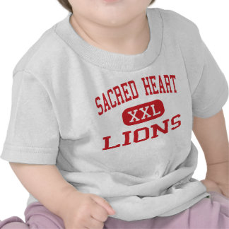 Sacred Heart - Lions - High - Vineland New Jersey Tshirt