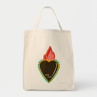 Sacred Heart Milagro Bag