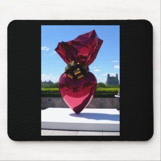 Sacred Heart Mouse Pads