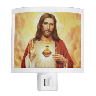 Sacred Heart night light