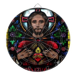 SACRED HEART OF JESUS 02 CUSTOMIZABLE PRODUCTS DART BOARDS