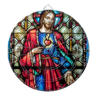 SACRED HEART OF JESUS 03 CUSTOMIZABLE PRODUCTS DARTBOARDS