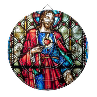 SACRED HEART OF JESUS 03 CUSTOMIZABLE PRODUCTS DART BOARDS