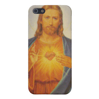 Sacred Heart of Jesus Case For iPhone SE/5/5s