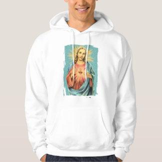 Sacred Heart of Jesus Hoodies