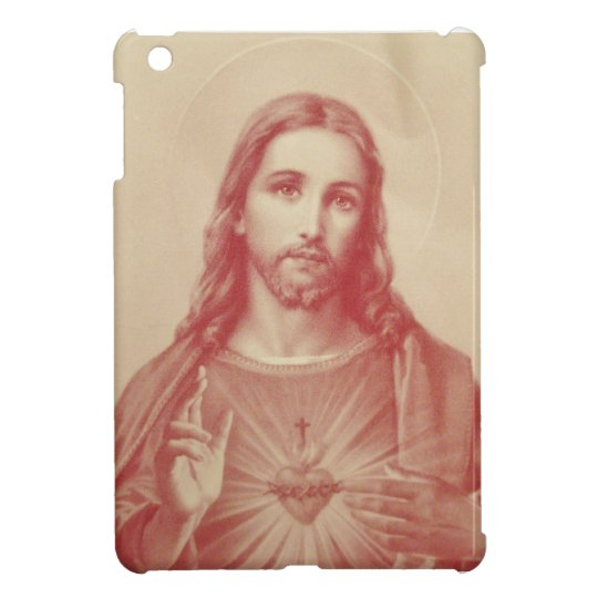 Sacred Heart of Jesus iPad Case