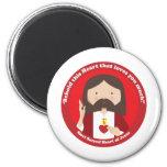 Sacred Heart of Jesus Magnet