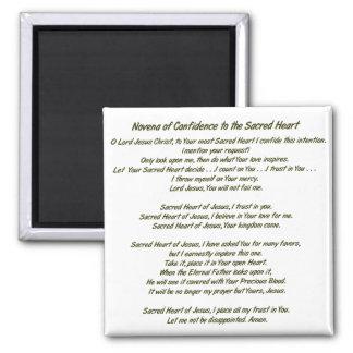 Sacred Heart of Jesus Refrigerator Magnet