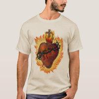 Sacred Heart of Jesus Shirt