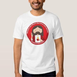 Sacred Heart of Jesus Tee Shirt