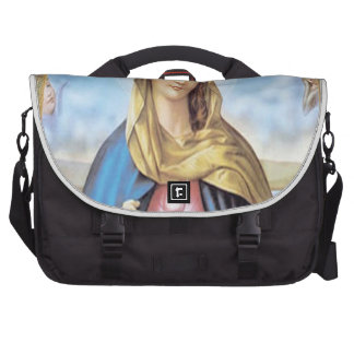 SACRED HEART OF MARY 22 CUSTOMIZABLE PRODUCTS LAPTOP COMMUTER BAG