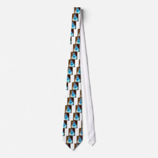 SACRED HEART OF MARY A08 CUSTOMIZABLE PRODUCTS NECK TIE