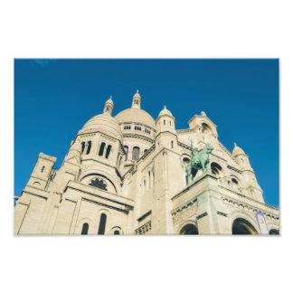 Sacred Heart, Paris Photo Print