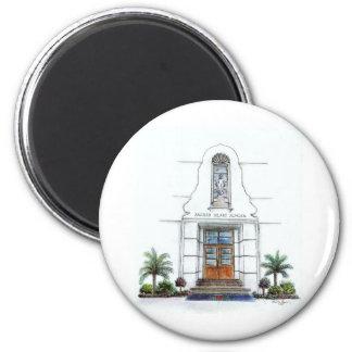 Sacred Heart Parish School magnet