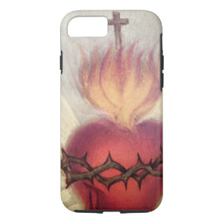 Sacred Heart phone case
